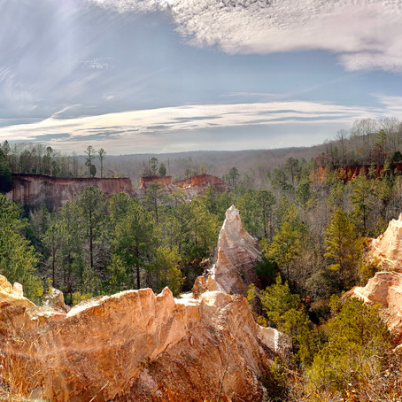 5 Things to Know Before Visiting Providence Canyon State Park
