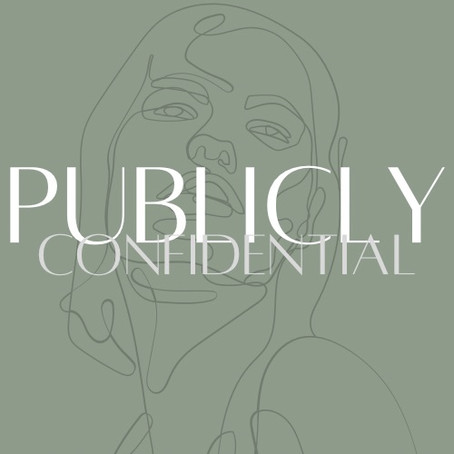 Who, Where, When, What is Publicly Confidential?