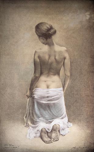 Woman's Back