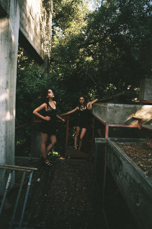 Nina & Noémie for Fregene Project Catalogue