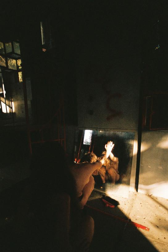 The mirror ©