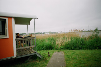 Portrait of a Man and his Duck N°2