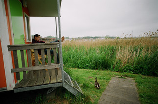 Portrait of a Man and his Duck N°1
