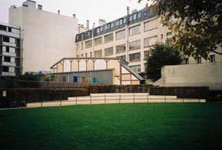 Parisian Park, 2013 ©