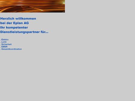 Abschied von unserer alten Homepage