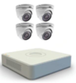 Hikvision CCTV System