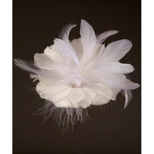 White Designer Flower