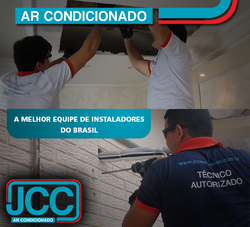 Técnicos autorizados JCC Ar Condicio