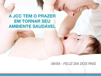 Dia dos Pais - JCC Ar Condicionado