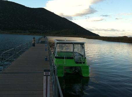 Πράσινα Σκάφη
