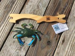 Hand Line Crab Gauge