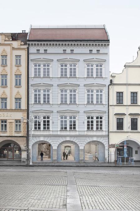 Centrum současného umění a architektury, České Budějovice