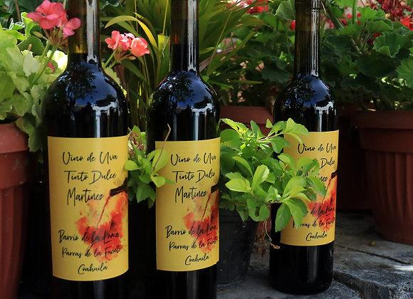 Cabernet sauvignon - Vino dulce