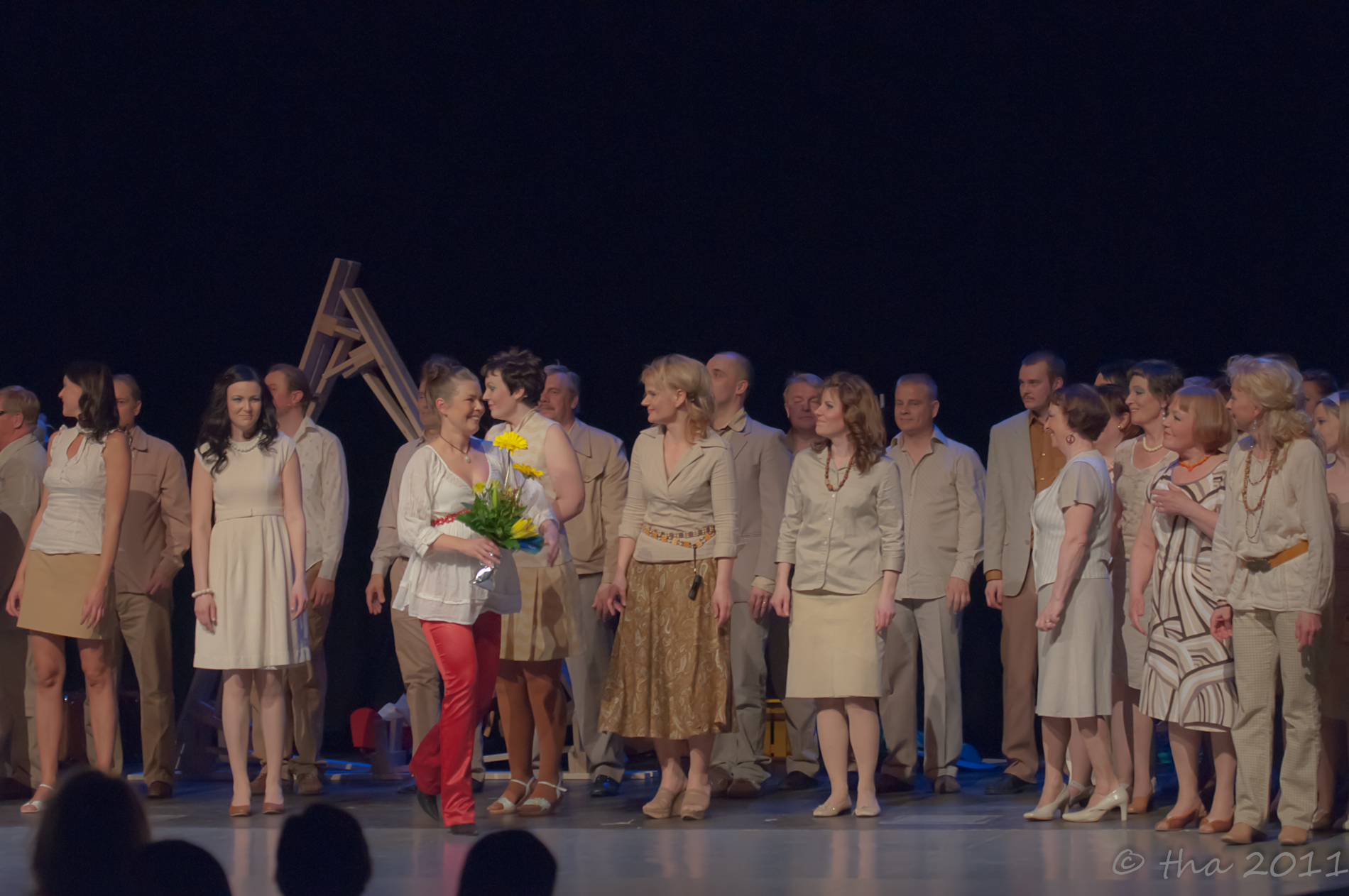 Itkisitkö Onnesta? (2011)