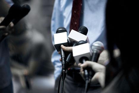 Conférence de presse