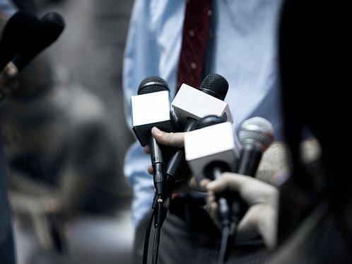 Tryb rozkazujący. Jak rozmawiać z dziennikarzem (A2+/B1)