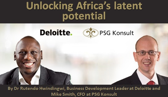 Unlocking Africa's latent potential