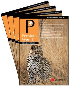 Pensions World Q3 2019