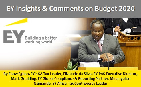 EY Insights & Comments on Budget 2020