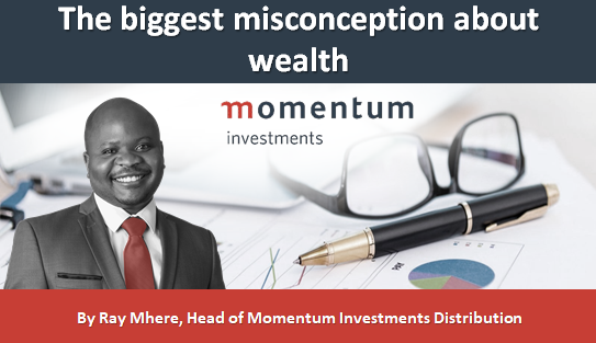 The biggest misconception about wealth