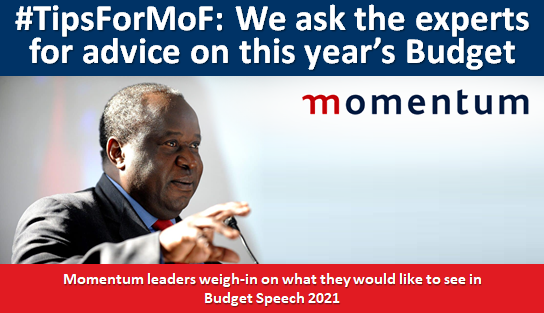 #TipsForMoF: We ask the experts for advice on this year's Budget