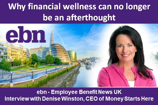 Why financial wellness can no longer be an afterthought