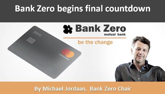 Bank Zero begins final countdown