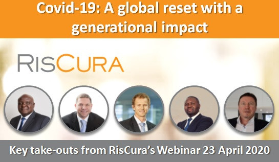 Covid-19: A global reset with a generational impact.