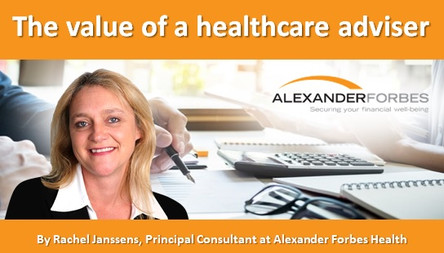 The value of a healthcare adviser