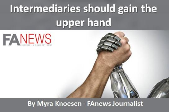 Intermediaries should gain the upper hand
