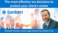 The most effective tax decisions to protect your client's estate