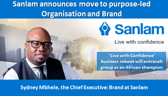 Sanlam announces move to purpose-led Organisation and Brand