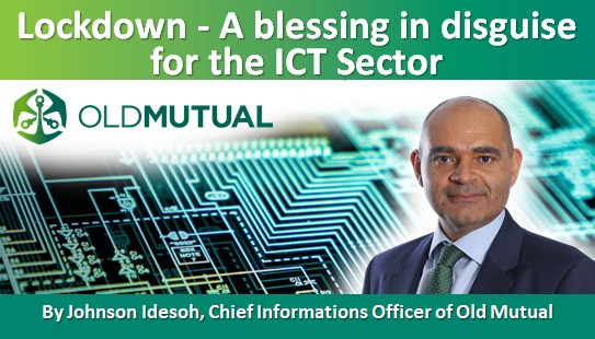 Lockdown - A blessing in disguise for the ICT Sector
