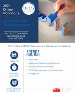 Governance & Risk Management 18th May 20