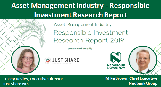Nedgroup Investments releases 2019 Responsible Investing Research Report