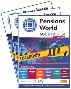 Pensions World SA Q2 2020