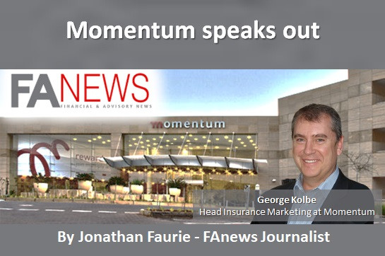 Momentum speaks out