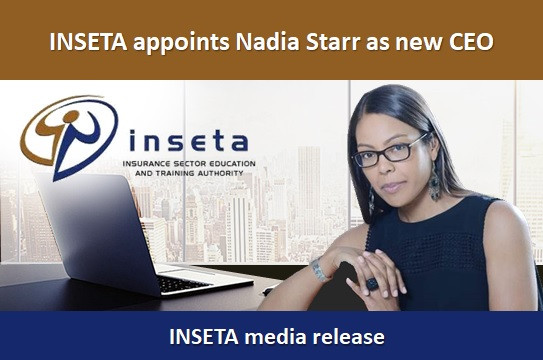 INSETA appoints Nadia Starr as new CEO