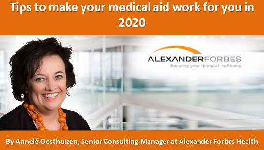 Tips to make your medical aid work for you in 2020