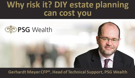 Why risk it? DIY estate planning can cost you
