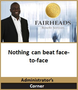 Nothing can beat face to face