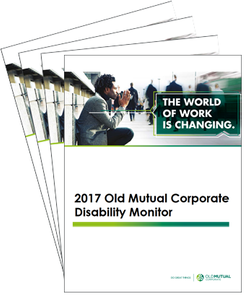 2017 Old Mutual Corporate Disability Monitor