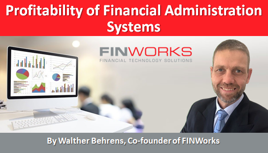 Profitability of Financial Administration Systems