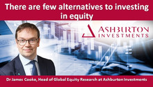 There are few alternatives to investing in equity