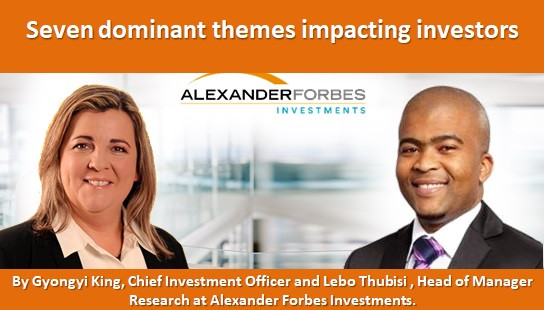 Seven dominant themes impacting investors