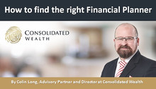 How to find the right Financial Planner