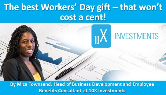 The best Workers' Day gift – that won't cost a cent!