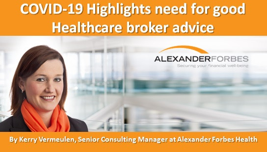 COVID-19 Highlights need for good Healthcare broker advice