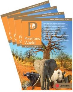 Pensions World Q1 2019