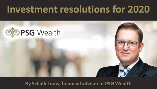 Investment resolutions for 2020